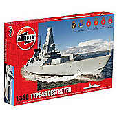 Airfix - Type 45 Destroyer - 1:350 Scale A12203