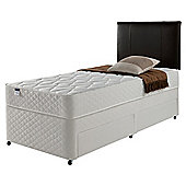 Silentnight Miracoil Comfort Memory Non Storage Single Divan
