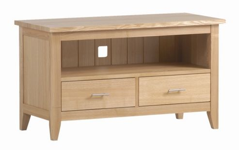 Kelburn Furniture Carlton Ash TV Stand