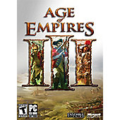 PC Microsoft Age of Empires III