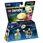 LEGO Dimensions Krusty Fun Pack