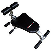 Confidence Fitness Adjustable Ab / Back Bench Roman Chair