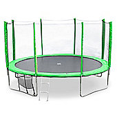 JumpStar Trampoline and Safety Net Enclosure Package