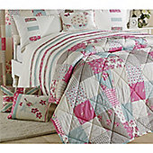 Dreams n Drapes Petticoat Natural Housewife Pair Pillowcase