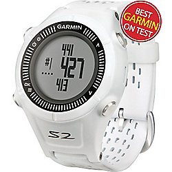 Garmin Approach S2 GPS Golf Watch (White) in White
