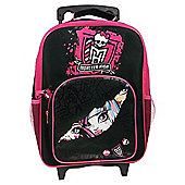 Monster High Wheeled Bag
