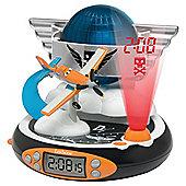 Lexibook Planes Projector Alarm Clock