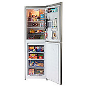 Beko CFD6914APS Fridge Freezer, A+, 59.5, Silver