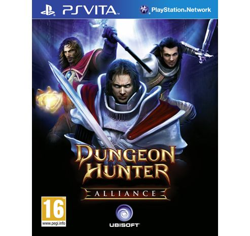 Dungeon Hunter - Alliance (PSVIta)