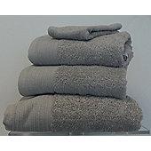 Luxury Egyptian Cotton Bath Towel - Taupe