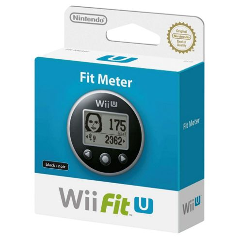 Fit Meter: Black (WiiU)