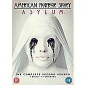 American Horror Story Asylum (DVD Boxset)