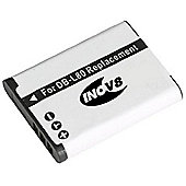 Inov8 Pentax D-Li88 Sanyo DB-L80 Equivalent Digital Camera Battery