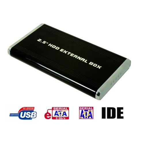2.5-Inch SATA / IDE Hard Drive eSATA / USB Enclosure