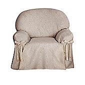 Rachel Easyfit Cover Ivory - Chair