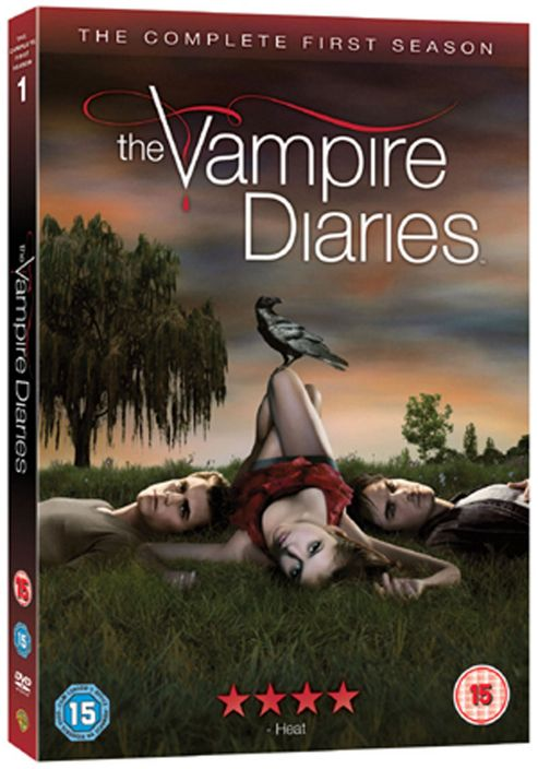 The Vampire Diaries - Series 1 - Complete (DVD Boxset)