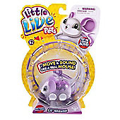 Little Live Pets Lil' Mouse - Angelee *CHECK NAME* *CHECK COLOUR*