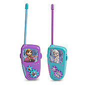 Disney Frozen Walkie talkies