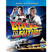 Back To The Future 1-3 Blu-Ray Boxset With Uv