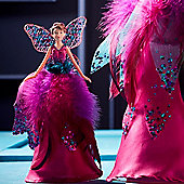 Pink & Purple Fairy Christmas Tree Topper - Small