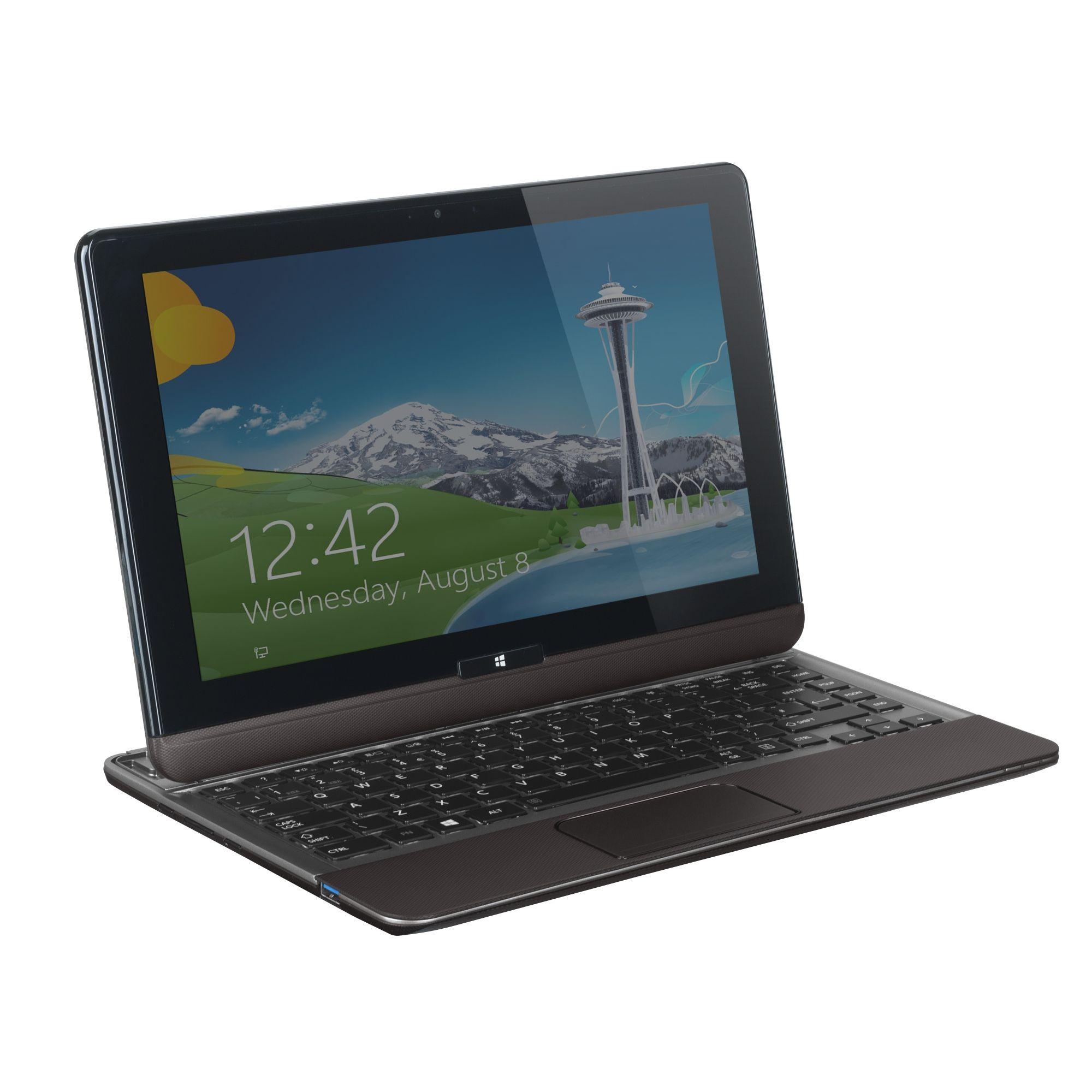 Toshiba Satellite U920T-108 (12.5 inch) Notebook Core i3 (3217U) 1.8GHz 4GB 128GB SSD WLAN BT Webcam Windows 8 64-bit (Intel HD Graphics 4000) at Tesco Direct