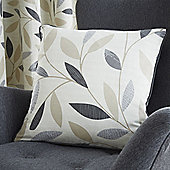 Fusion Beechwood Charcoal Cushion Cover 43x43cm