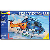 Revell Westland Sea Lynx Mk.88A Helicopter 1:32 Aircraft Model Kit - 04652