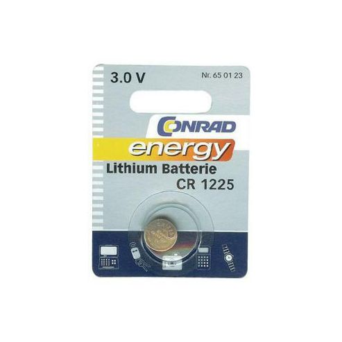 Conrad Lithium Button Cell Battery