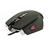 CORSAIR M65 MOUSE (GREEN)