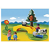 Playmobil 123 Meadow Path