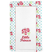 Babywise Baby Changing Mat - Little Princess (Rose Pink & Blue)