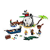 Lego Pirates Treasure Island - 70411