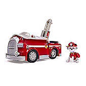 Paw Patrol Lights and Sounds Vehicle with Marshall