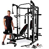 Marcy Eclipse RS7000 Deluxe Home Gym Smith Machine
