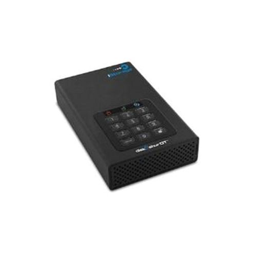 IStorage diskAshur DT Secure Hard Drive USB 3.0 256-bit 1TB (External)