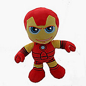 """Marvel Comics Superhero 13"""" Plush Iron Man"""