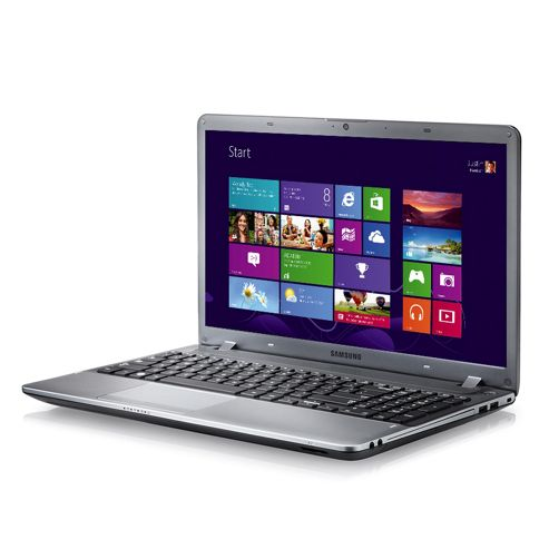 Samsung Series 3 350V (15.6 inch) Notebook Core i7 (3630QM) 2.4GHz 8GB 1TB SuperMulti DL WLAN Webcam Windows 8 (64-bit) HD Graphics 4000 (Silver)
