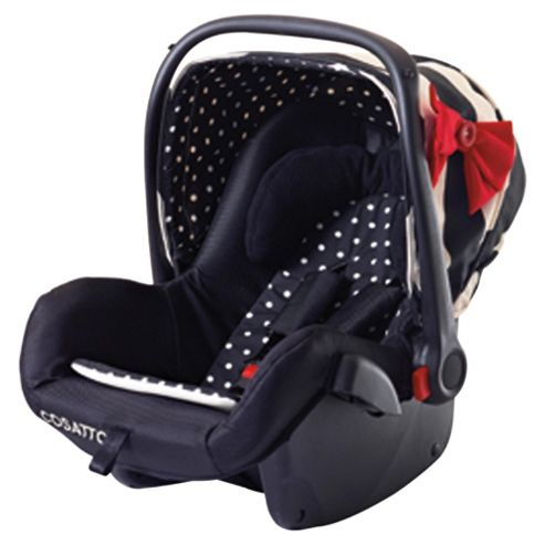 Cosatto Giggle Group 0+ Car Seat, Go Lightly