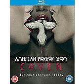 American Horror Story: Season 3 (Blu-ray)