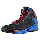 Adidas adizero Crazy Light 2 miCoach Compatible Basketball Trainers - Black