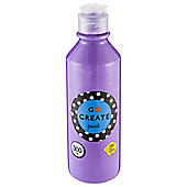 Go Create Ready Mixed Paint 300ml - Lilac