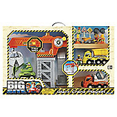 Keenway Big Site Giant Crane Playset