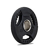 Bodymax Olympic Rubber Radial Weight Disc Plate - 2.5kg