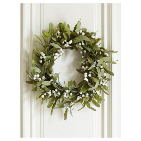 Tesco Mistletoe Wreath