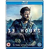 13 Hours Blu-ray
