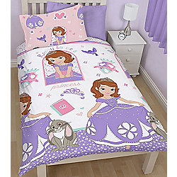 Sofia the First Single Bedding - Academy