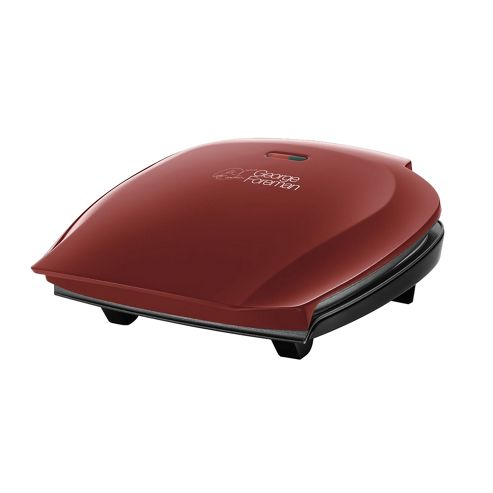 Buy george foreman 18872 family grill red from our george foreman range tesco - Buy george foreman grill ...