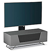 Alphason Chromium Grey Cantilever TV Stand