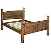 Core Products Waxed Pine King Size Bed