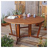 Windsor Wooden Garden Table, Round, 150cm